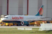 D-AVYN @ XFW - Airbus A319-131 - by Volker Hilpert