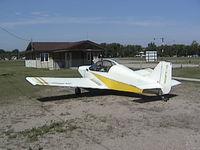 CF-BOP - CF-BOP, based in Winnipeg, MB Canada. Owned by John Bergen - by Randy Penner