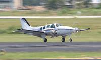 N118CF @ PDK - Preparing to land 20R - by Michael Martin