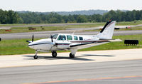 N118CF @ PDK - Taxing to Epps Air Service - by Michael Martin