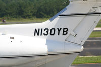 N130YB @ PDK - Tail Numbers - by Michael Martin