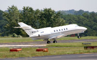 N130YB @ PDK - Taxing to Signature Air - by Michael Martin