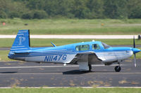 N1147G @ PDK - Takeoff Roll - by Michael Martin