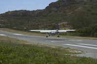 PJ-AIW @ SBH - Winair BN2 Islander - by Yakfreak - VAP