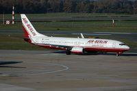 D-AHFS @ HAM - Boeing 737-8K5w - by Volker Hilpert