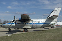 ES-PLB @ BTS - Avies Let410 - by Yakfreak - VAP