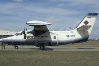 9A-BTB @ BTS - Trade Air Let410