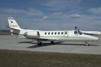 F-GLYC @ BTS - Cessna 560 Citation 5