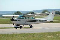 D-EBHM @ ZQW - Cessna 172M - by Volker Hilpert