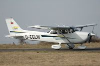 D-EGLW - Cessna 172SP - by Volker Hilpert