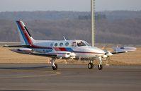 D-INGE @ SCN - Cessna 340 - by Volker Hilpert