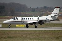 CS-DHC @ STR - Cessna 550 Citation Bravo - by Volker Hilpert