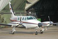D-IGCW @ ZQW - Cessna T.303 Crusader - by Volker Hilpert