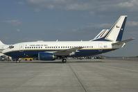 921 @ VIE - Chile Air Force Boeing 737-500 - by Yakfreak - VAP