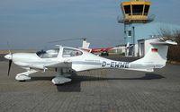 D-EWWE - Diamond Aircraft DA 40 Diamond Star - by Volker Hilpert