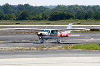 N1191C @ PDK - Taxing to Epps Air Service - by Michael Martin