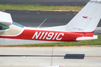 N1191C @ PDK - Tail Numbers - by Michael Martin