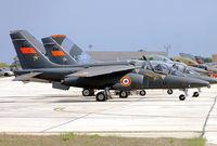 E102 @ LMML - Dassault-Breguet-Dornier Alpha Jet E - by mark a. camenzuli