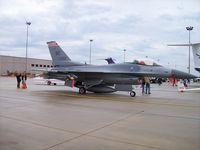 87-0262 @ KRFD - F-16 - by Mark Pasqualino