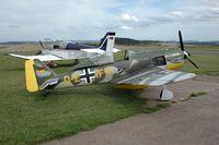 D-EIFW - Heuer Focke-Wulf Fw 190 - by Volker Hilpert