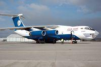 4K-AZ19 @ ZQW - Iljuschin Il-76TD - by Volker Hilpert