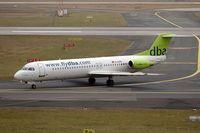 D-AGPR @ DUS - Fokker F-100 - by Volker Hilpert