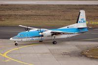 PH-KVK @ DUS - Fokker F-50 - by Volker Hilpert