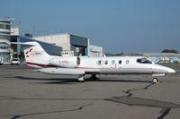 C-FICU @ SCN - Bombardier (Gates) Learjet 35A - by Volker Hilpert