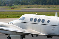 84-0153 @ PDK - PAT 227 Preparing to depart Mercury Air Center - by Michael Martin