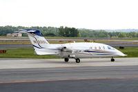 N103SL @ PDK - Taxing to Runway 2R - by Michael Martin