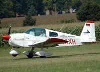 D-EAXH - Grumman AA-1B - by Volker Hilpert
