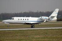 VP-BMW @ STR - Gulfstream G100