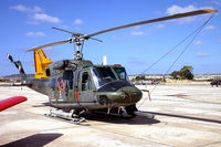 MM81150 @ LMML - HELICOPTER - by mark a. camenzuli