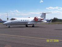 C-FGJC @ SEZ - Sedona Airport    Visit from neighbor - by John Madzik