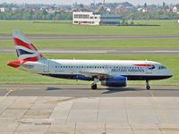 G-EUPS @ EPWA - Britisch Airways - by Artur Bado?