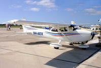 9H-AEX @ LMML - PROP PLANE - by mark a. camenzuli