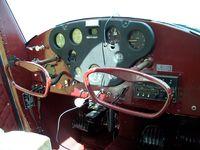 N2032V @ KFBL - Cessna 120 - by Mark Pasqualino
