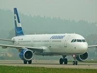 OH-LZE @ KRK - Finnair - by Artur Bado?