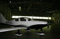N1416C @ KFME - N1416C at Tipton Airport - by Raj Upadhyaya