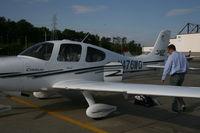 N476WG @ KFME - N476WG at Tipton Airport - by Raj Upadhyaya