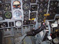 UNKNOWN @ KANE - OV-1 cockpit - by Mark Pasqualino