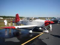 N334FP @ KPTB - Virginia EAA Fly-In 2006 - by Tim Timmons