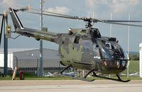 87 22 @ ZQW - MBB Bo 105 - by Volker Hilpert
