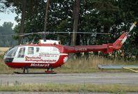 D-HCCA - MBB Bo 105CBS-4 - by Volker Hilpert