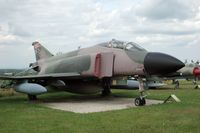 63-7421 - McDonnell Douglas F-4C Phantom II - by Volker Hilpert