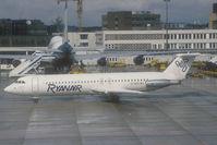 EI-BVH @ FRA - Ryanair BAC 1-11