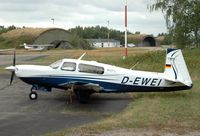 D-EWEI - Mooney M20 Bravo - by Volker Hilpert