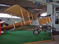 245 @ LSMD - Haefeli DH-1 built in 1917 at Swiss Air Force Museum - by eap_spotter