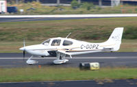 C-GOPZ @ PDK - Taxing to Epps Air Service - by Michael Martin