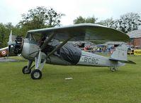 F-BCBC - Morane-Saulnier MS.317 - by Volker Hilpert